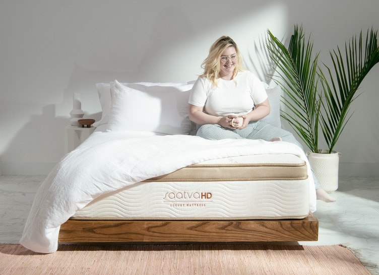 best mattress for plus size
