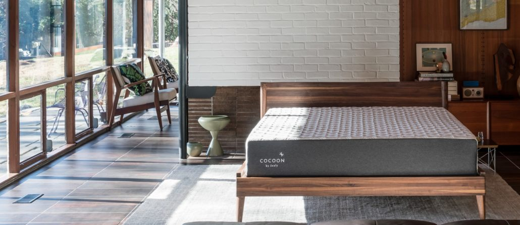 Cocoon Mattress by Sealy